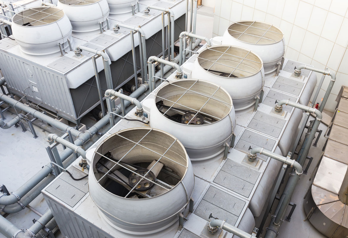 The Importance of Cooling Tower Cleaning