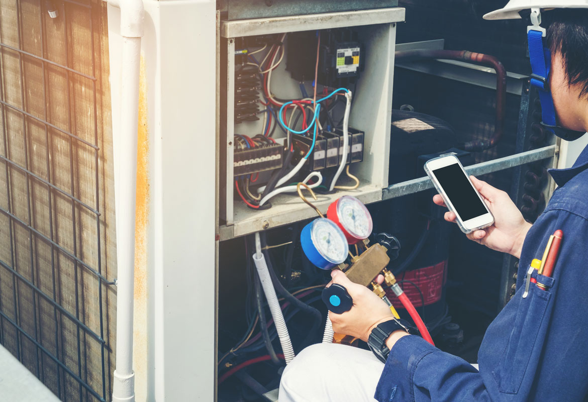 5 Benefits of Commercial HVAC Maintenance